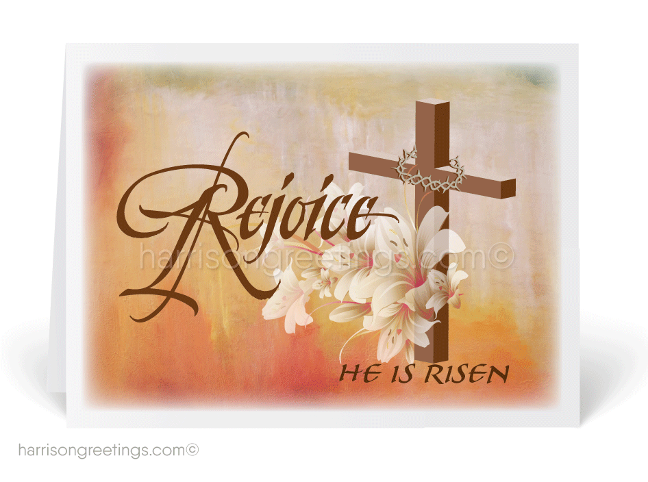 Religious christian easter greeting cards 10529 ministry religious christian easter greeting cards m4hsunfo