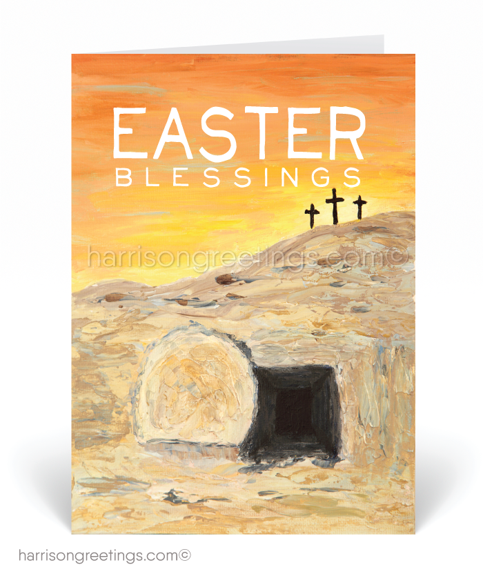 Contemporary Christian Easter Cards