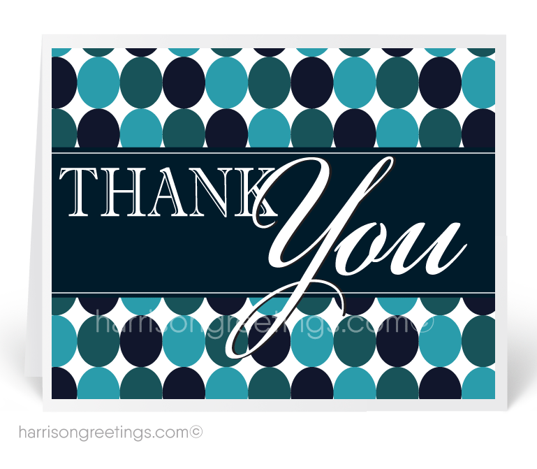 Professional Thank You Card 1217 Ministry Greetings Christian