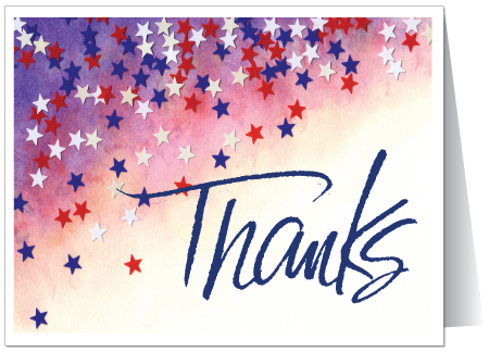 professional thank you card []  ministry greetings, christian, Birthday card