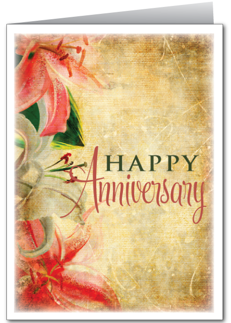 Business anniversary greeting ministry greetings