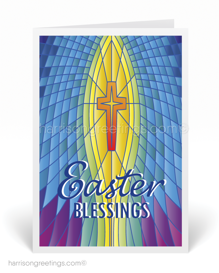 Modern Christian Easter Greeting Cards