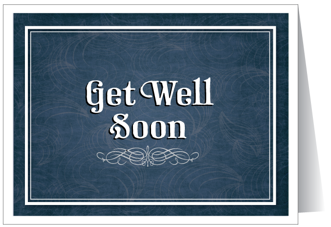 Christian Get Well Soon Card