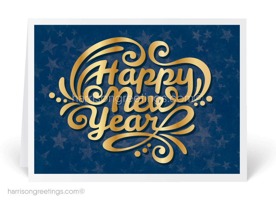 2017 Happy New Year Greeting Cards [7562] : Ministry Greetings ...