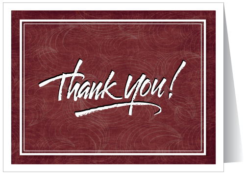 Professional Thank You Card 206 Ministry Greetings Christian – Professional Birthday Card