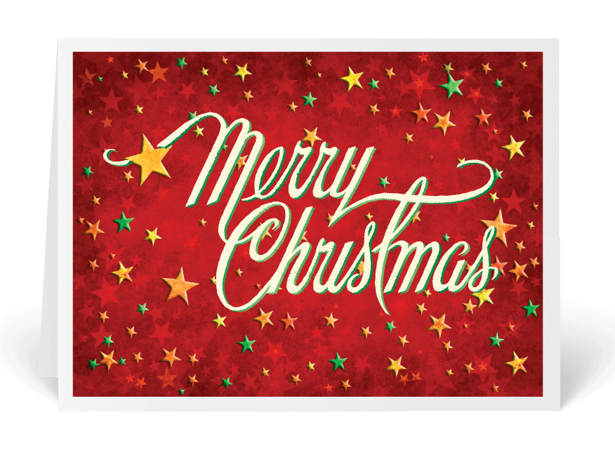 Vintage merry christmas holiday card 3151 ministry greetings vintage merry christmas holiday card m4hsunfo