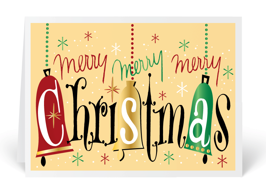 Vintage retro merry christmas card 3460 ministry greetings vintage retro merry christmas card m4hsunfo