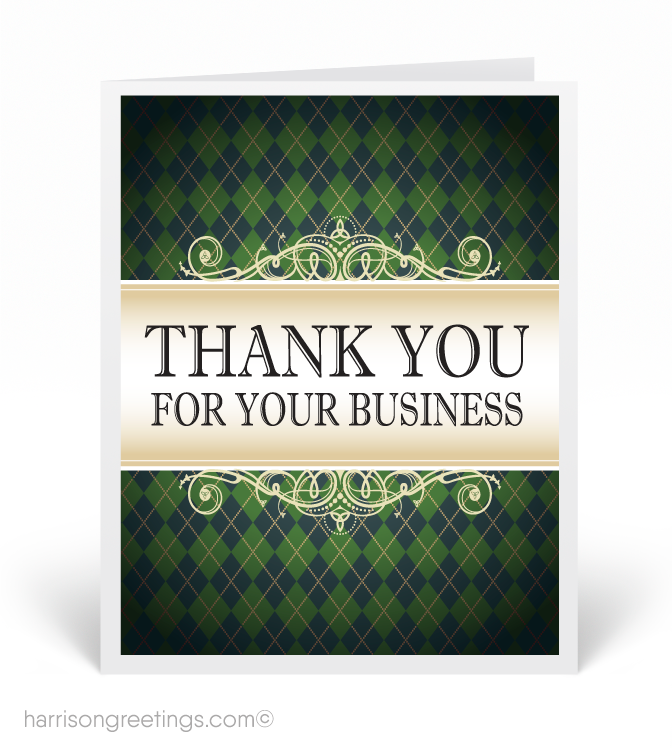Business Wholesale Thank You Cards [3579] : Ministry Greetings ...