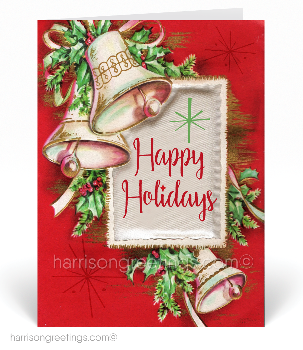 1950s Retro Vintage Christmas Cards [37535] : Ministry Greetings ...