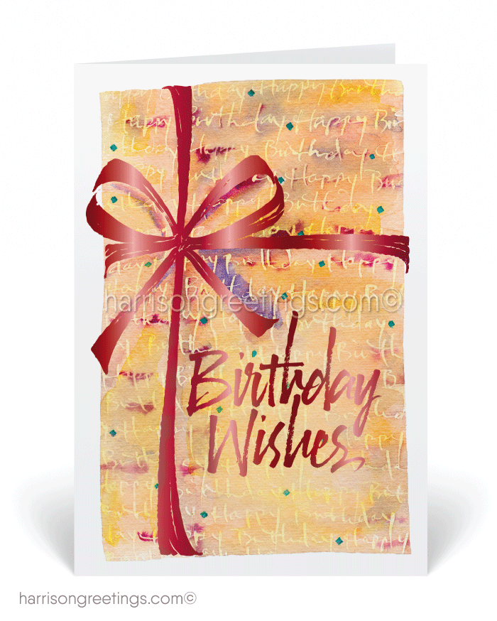 Birthday traditional ministry greetings christian cards church birthday gift greeting card m4hsunfo