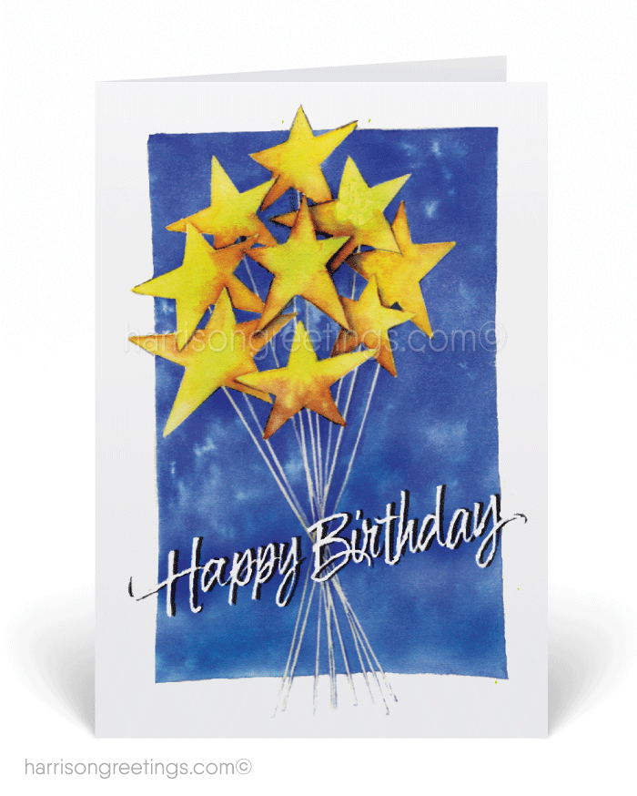 Happy Birthday Greeting Card 3826 Ministry Greetings – Happy Birthday Post Cards