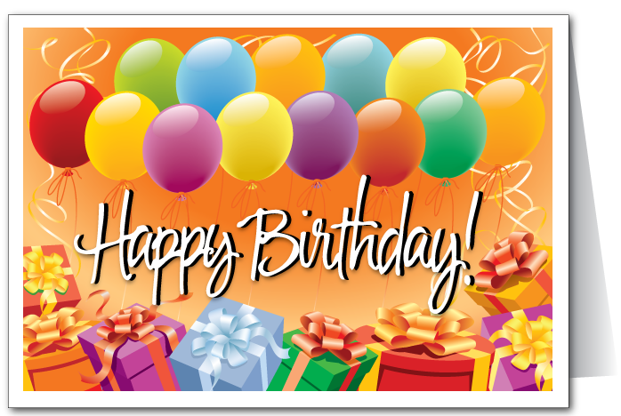 Happy Birthday Greeting Card 3858 Ministry Greetings