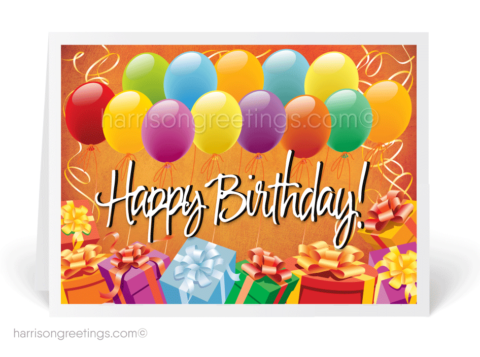 Happy Birthday Greeting Card 3858 Ministry Greetings – Happy Birthday Post Cards