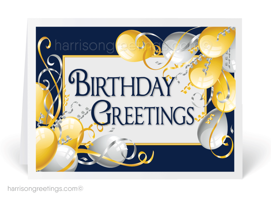 Business Happy Birthday Cards 3874 Ministry Greetings Christian