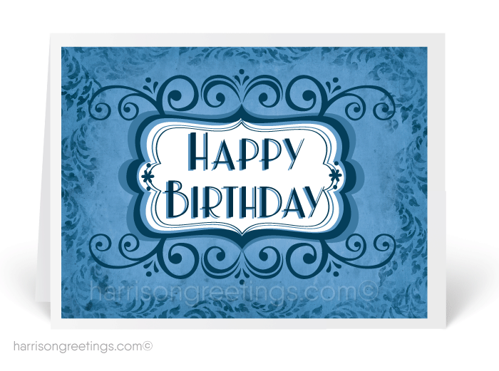 Professional Happy Birthday Cards 3879 Ministry Greetings – Professional Birthday Card