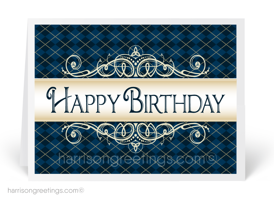 Birthday Cards For Business 3885 Ministry Greetings Christian
