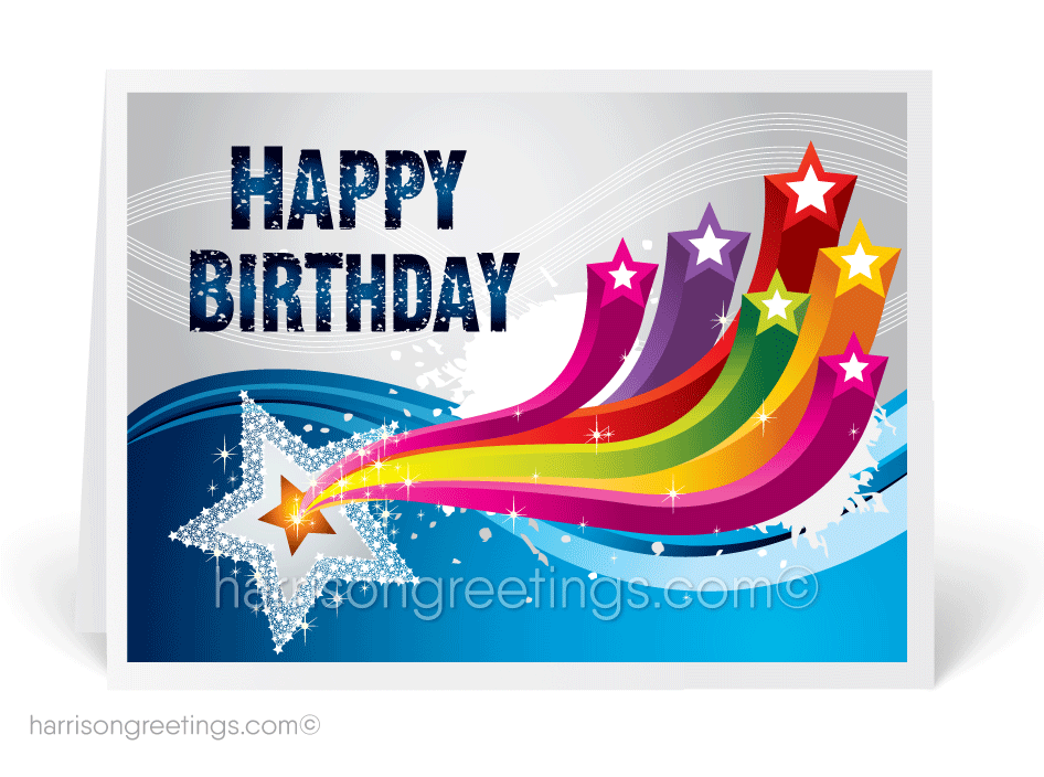 Happy Birthday Greeting Cards 3895 Ministry Greetings Christian