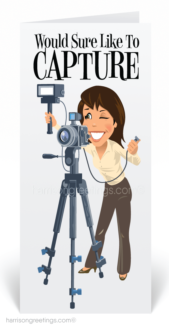Photographer Women In Business Card 80297 Ministry Greetings