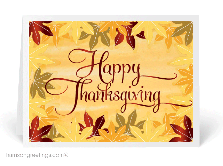 Traditional thanksgiving greeting card tg52 ministry greetings traditional thanksgiving greeting card m4hsunfo