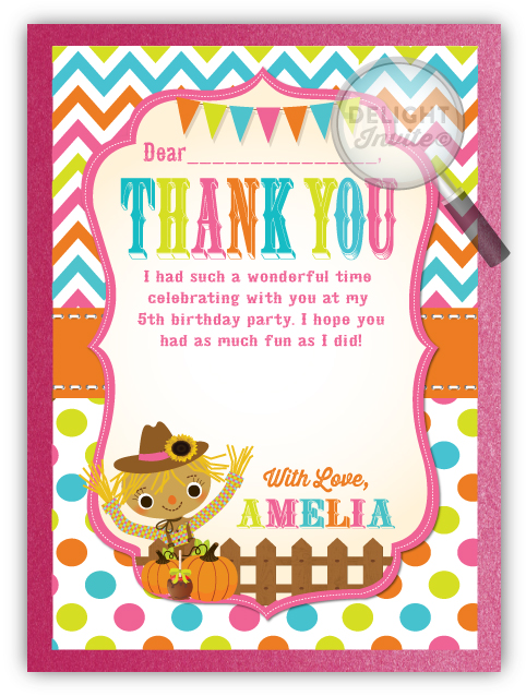 Fall harvest festival thank you cards di 692ty ministry fall harvest festival thank you cards m4hsunfo