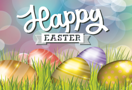 Spring eggs happy easter postcard pc10586 ministry greetings spring eggs happy easter postcard m4hsunfo