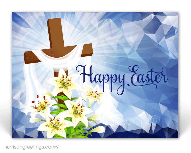 Happy easter postcards ministry greetings christian cards church christian happy easter postcards m4hsunfo