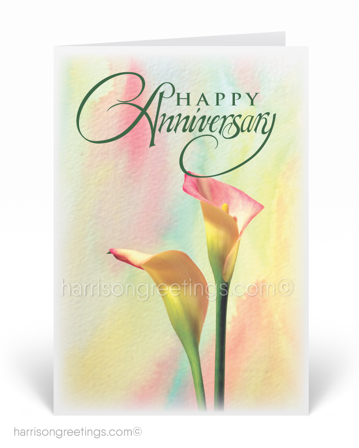 Wholesale Happy Anniversary Greeting Cards